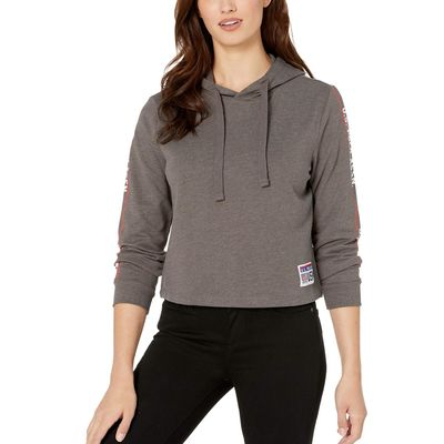 U.S. Polo Assn. - U.S. Polo Assn. Dark Heather Grey Sweatshirt Hoodie