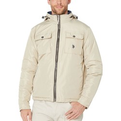 U.S. Polo Assn. Khaki Bi-Swing Jacket - Thumbnail