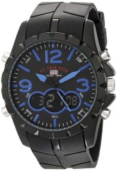 U.S. Polo Assn. Men's Black Sport Watch US9239 US9239 - Thumbnail