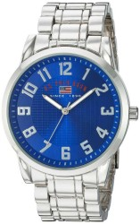 U.S. Polo Assn. Men's Quartz and Alloy Casual Silver Toned Casual Watch US8620 US8620 - Thumbnail