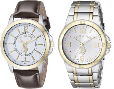 U.S. Polo Assn. - U.S. Polo Assn. Men's Set of Two Classic Watches USC2254 USC2254