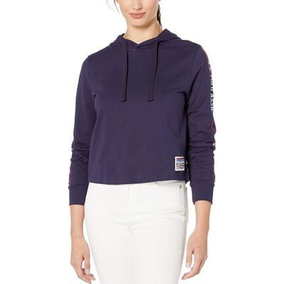 U.S. Polo Assn. - U.S. Polo Assn. Midnight Blue Sweatshirt Hoodie