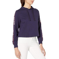 U.S. Polo Assn. Midnight Blue Sweatshirt Hoodie - Thumbnail