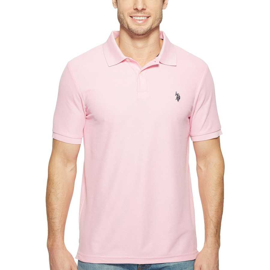 U.S. Polo Assn. Mystic Pint Ultimate Pique Polo Shirt