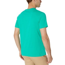 U.S. Polo Assn. Tracksuit Green V-Neck Tee - Thumbnail