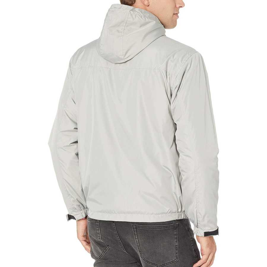 U.S. Polo Assn. Vapor Grey Sherpa Lined Jacket