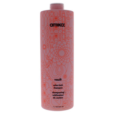 Amika - Vault Color-Lock Shampoo 33,8oz