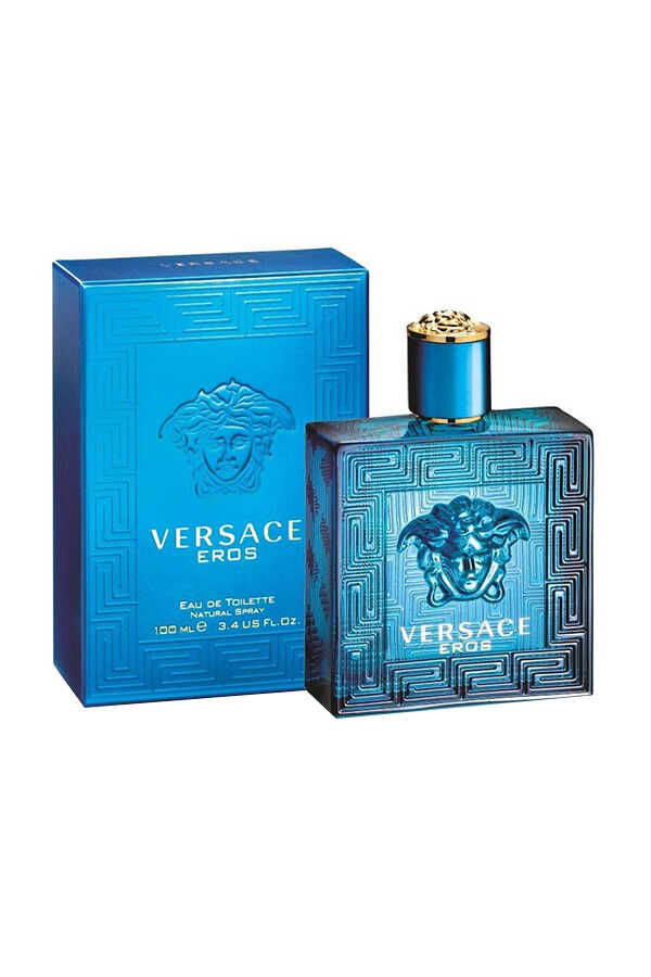 Versace Eros 100 ML EDT Men Perfume (Original Perfume)