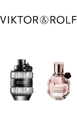 Viktor Rolf - Viktor Rolf Men And Women Perfume Set