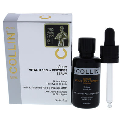 G.M. Collin - Vital-C 10 Percent Plus Peptides Serum 1oz
