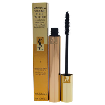 Yves Saint Laurent - Volume Effet Faux Cils Luxurious Mascara - # 1 High Density Black 0,2oz
