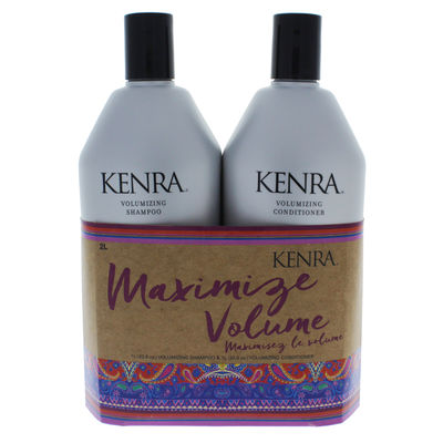 Kenra - Volumizing Shampoo & Conditioner Duo 33,8oz