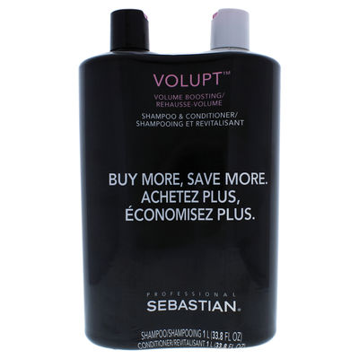 Sebastian - Volupt Volume Boosting Kit 2Pc Kit