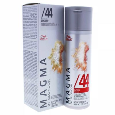 Wella - Wella Magma by Blondor Pigmented Lightener - 44 Red Intensive 4.2 oz