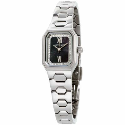 Wittnauer - Wittnauer Madelyn MOP Dial Stainless Steel Ladies Watch WN4050