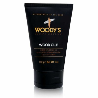 Woodys - Woodys Wood Glue Extreme Styling Gel 4 oz