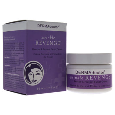 DERMAdoctor - Wrinkle Revenge Rescue Protect Facial Cream 1,7oz