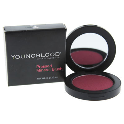 Youngblood - Youngblood Pressed Mineral Blush - Temptress 0.1 oz
