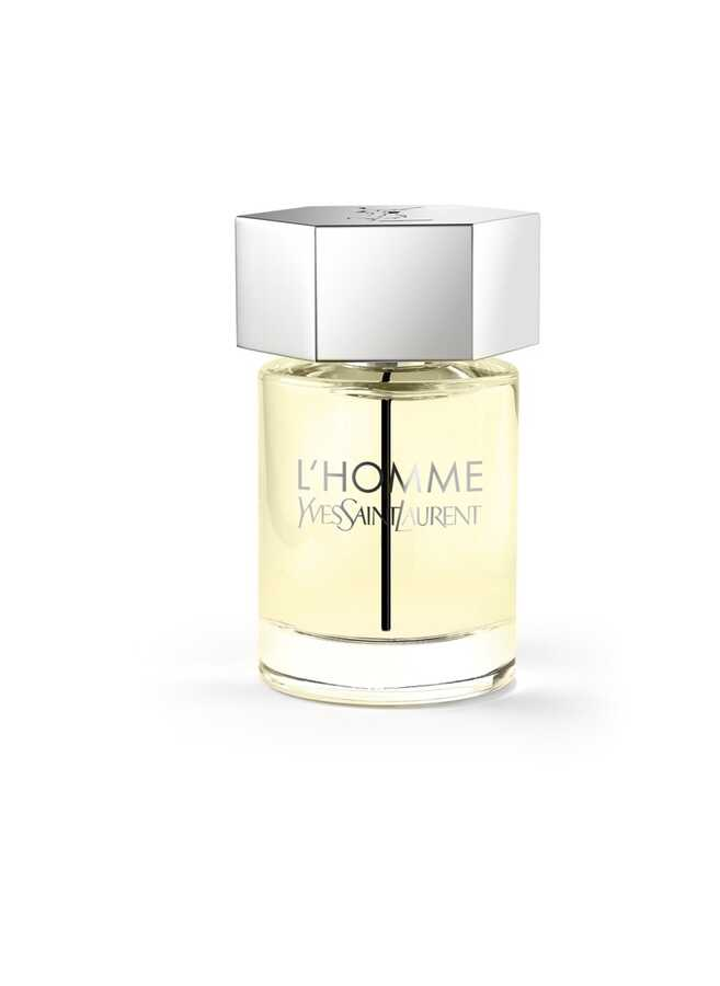 Ysl L'Homme Edt 100 Ml For Men Perfume (Original Tester Perfume)
