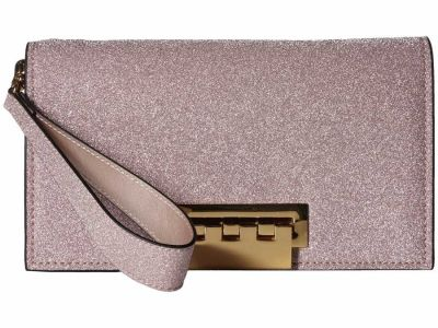 Zac Zac Posen - ZAC Zac Posen Multi Glitter Earthette Clutch Bag
