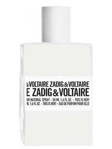 Zadig & Voltaire This Is Her 100 ML Women Perfume (Original Tester Perfume)